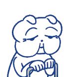 さわやか整骨院イメージキャラクター(おばあちゃん)