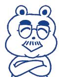 さわやか整骨院イメージキャラクター(お父さん)